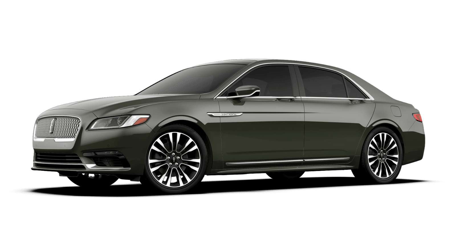 VIP Luxury for 3 Lincoln Continental Reserve